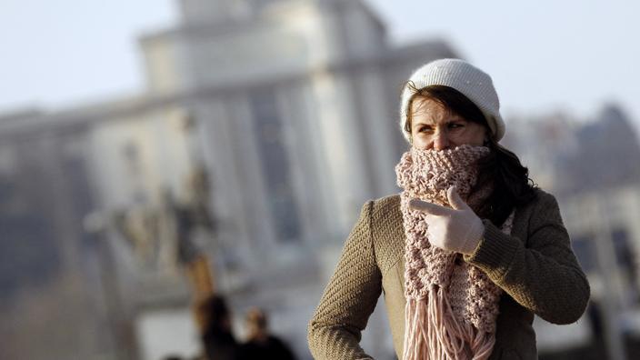 Météo : un dimanche hivernal - Le Figaro