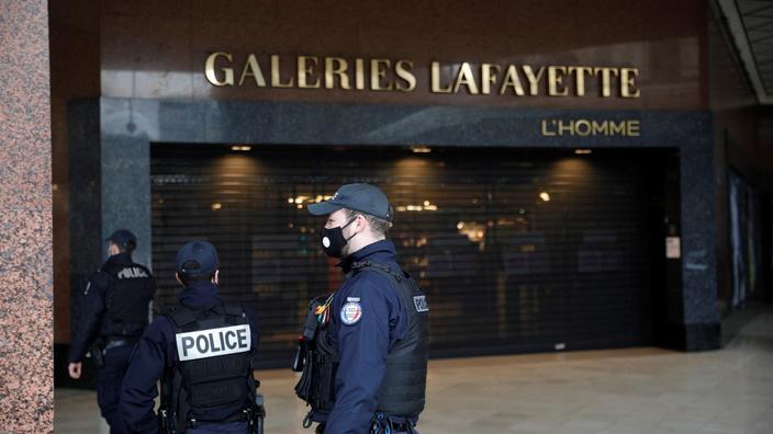 Covid-19 : quels sont les centres commerciaux fermés dans votre ville depuis ce week-end ? - Le Figaro