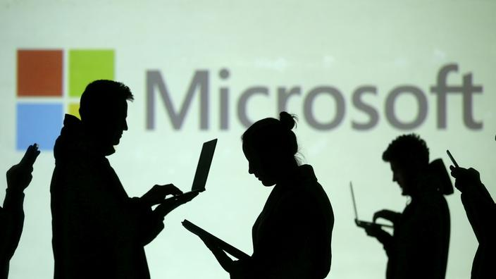 Faille chez Microsoft : 30.000 organisations américaines victimes de hackers chinois - Le Figaro