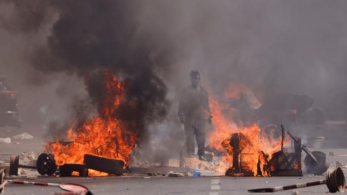 Sénégal: un mouvement de contestation appelle à «descendre massivement dans la rue» pendant trois jours - Le Figaro
