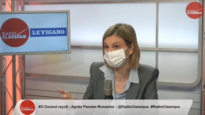 Pannier-Runacher n'est «pas à l'aise à l'idée d'obliger» les soignants à se faire vacciner - Le Figaro