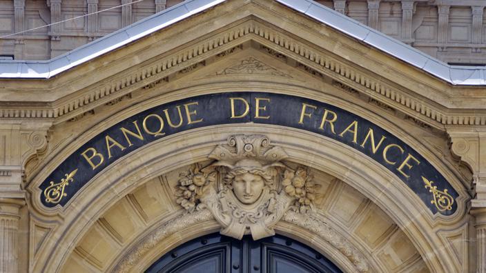 Le PIB «en légère hausse au 1er trimestre», selon la Banque de France - Le Figaro