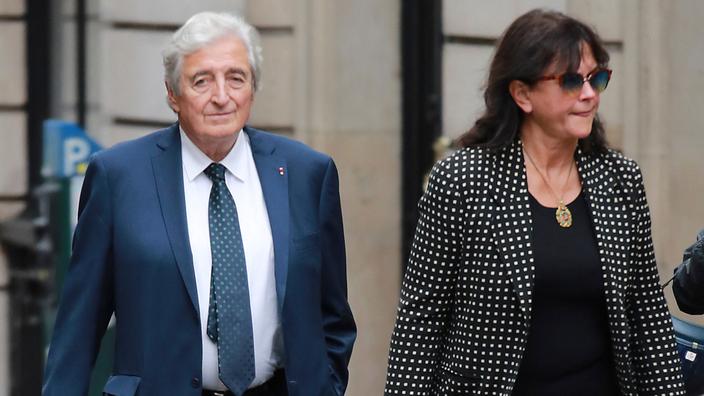 Jean-Loup Dabadie : la fille de l'académicien accuse sa belle-mère de vol - Le Figaro