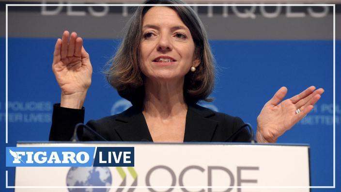 Le déploiement des vaccins et le plan Biden sont les meilleurs atouts contre la crise, selon l'OCDE