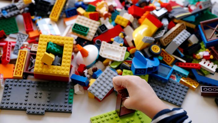 La fermeture des écoles propulse les résultats de Lego au sommet - Le Figaro