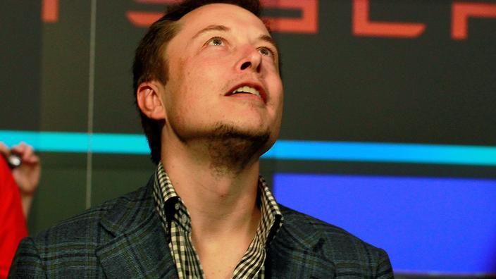 Elon Musk a gagné 25 milliards de dollars en une journée - Le Figaro