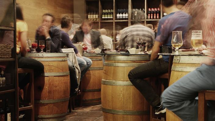 «Ce que je fais est illégal, pas immoral» : dans les restaurants clandestins, des Français en quête de «normalité»