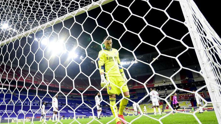 Football - Ligue 1 - Anthony Lopes : pourquoi le dernier rempart lyonnais s'effrite