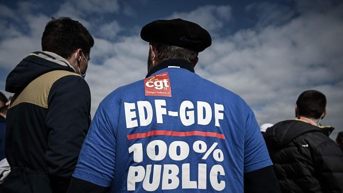 Le gouvernement détaille son plan pour EDF