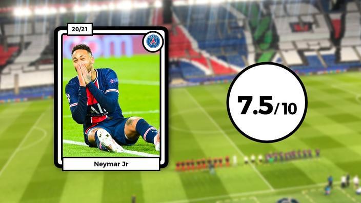 Les notes du PSG contre le Bayern : Neymar le magicien, Gueye le guerrier, Draxler le discret