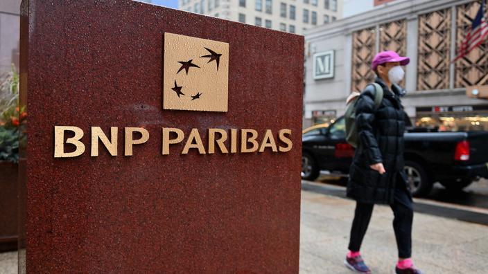 Télésurveillance: BNP Paribas et Crédit Mutuel s'associent