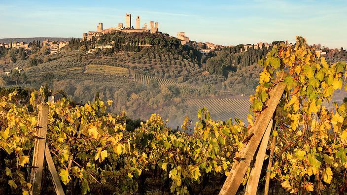 Toscane, les cinq plus beaux villages médiévaux