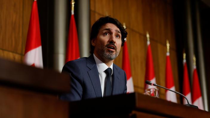 Covid-19 : Trudeau annonce le soutien du gouvernement fédéral à l'Ontario