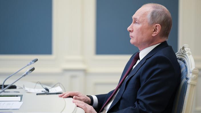 La Russie fait ce qu'elle doit pour lutter contre le changement climatique, selon Poutine
