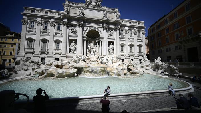 L'Italie, pas fermée aux touristes... Mais pas encore ouverte