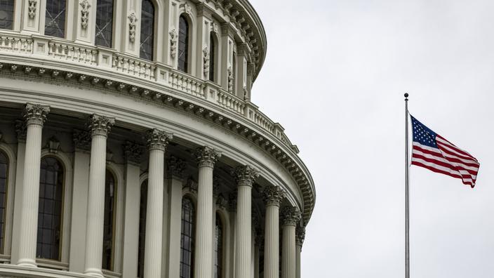 USA: le déficit commercial atteint un nouveau pic en mars