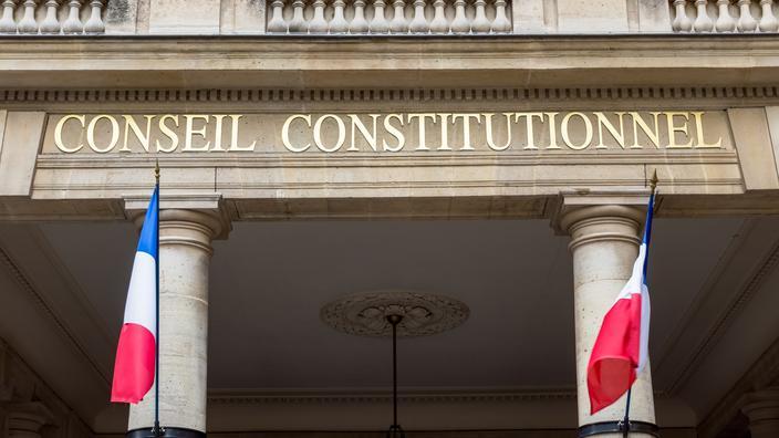 Sécurité globale : des députés de l'opposition devant le Conseil constitutionnel