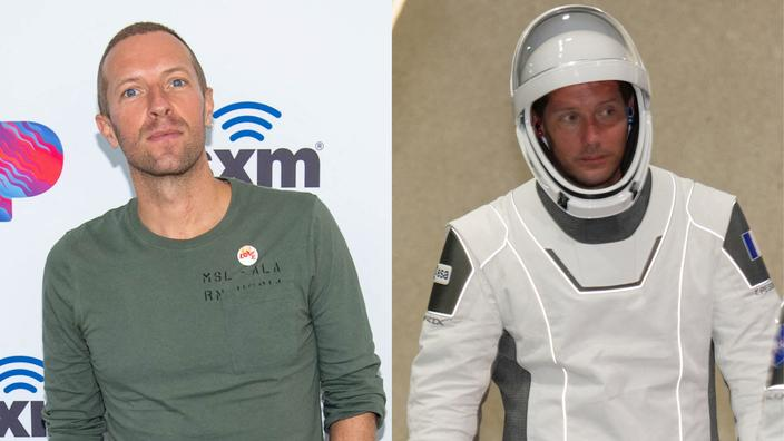 Coldplay et Thomas Pesquet, une collaboration intersidérale