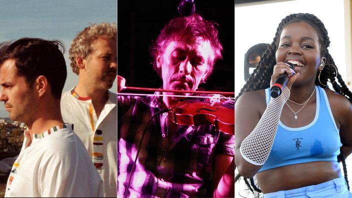 Polo & Pan, Yann Tiersen, Tkay Maidza… Découvrez notre playlist de la semaine