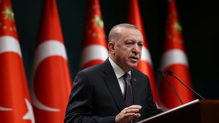 Erdogan veut «élargir» le processus de normalisation avec l'Égypte