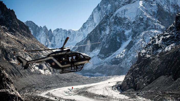 Sept morts dans deux avalanches en Savoie