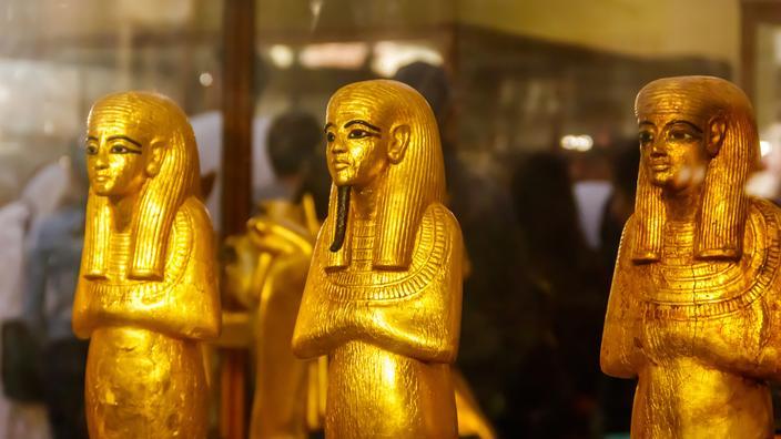 Égypte : nouvelle découverte de 250 tombeaux enfouis depuis plus de 4000 ans