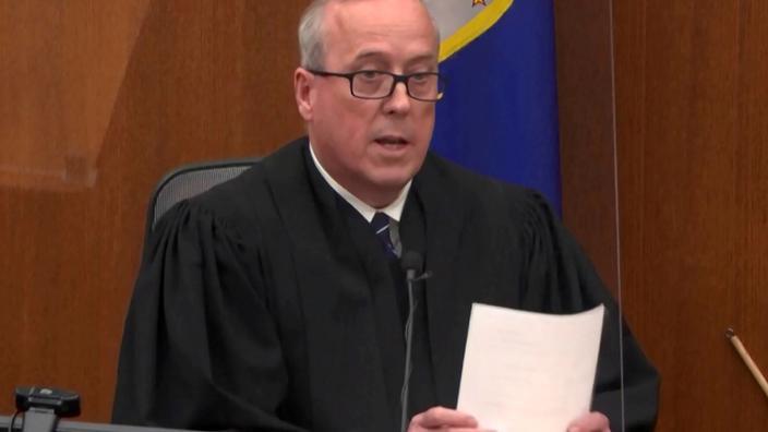 Un juge ouvre la voie à une lourde peine contre le policier qui a tué George Floyd