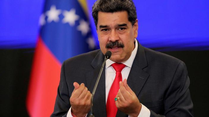 Venezuela: Maduro se dit prêt à discuter avec l'opposition