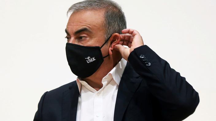 Affaire Ghosn: des actionnaires réclament 260 millions euros à Nissan