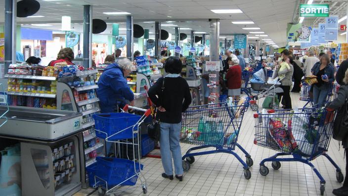 La grande distribution prépare la fin du ticket de caisse imprimé