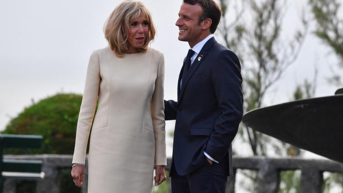 Emmanuel et Brigitte Macron ont dîné à La Rotonde pour fêter le déconfinement