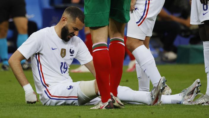 «Rien de méchant» : Karim Benzema devrait être présent contre l'Allemagne