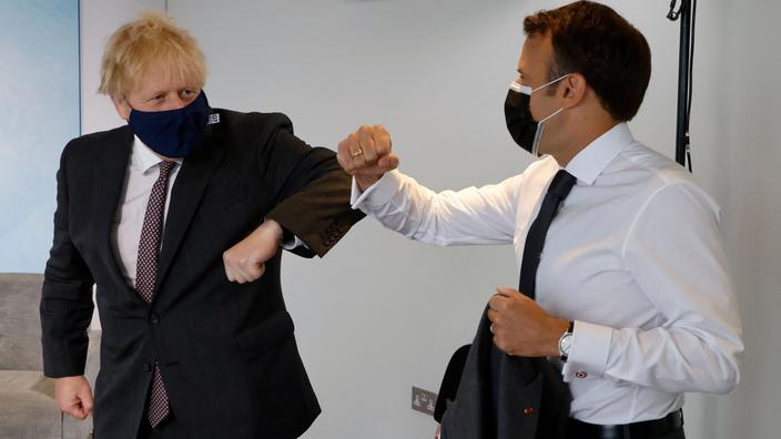 Au G7, le ton monte entre Londres et les Européens