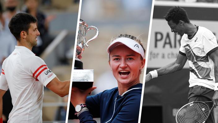 Roland-Garros : les coups de cœur et les coups de griffe de nos envoyés spéciaux