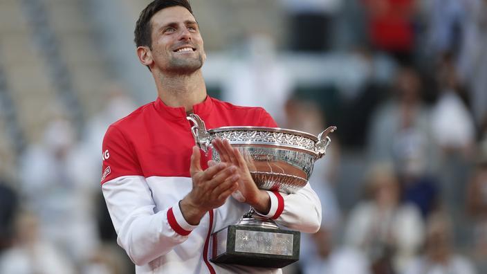Djokovic : «J'ai réussi des choses que beaucoup de gens pensaient impossibles»