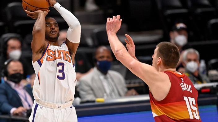 NBA : Phoenix passe le balai sur Denver, double peine pour Brooklyn