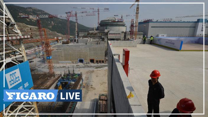 La Chine admet un incident mineur dans sa centrale nucléaire de Taishan - Le Figaro