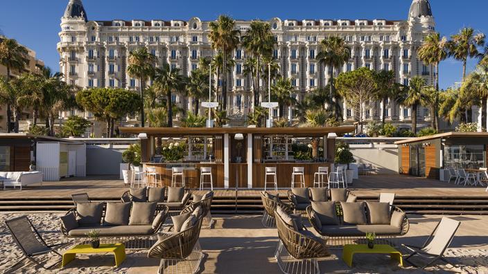 Cannes : nos dix restaurants avec terrasse à l'heure du 74e Festival