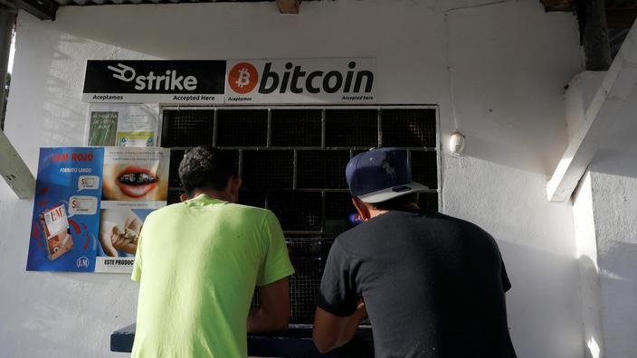 La Banque mondiale a rejeté une demande d'assistance du Salvador dans sa tentative d'adopter le bitcoin comme monnaie officielle, a déclaré jeudi un...