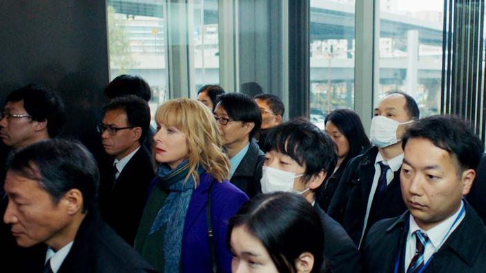 Tokyo Shaking : Karin Viard, Fukushima, et tout le tremblement