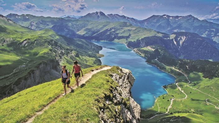 Vacances d'été : les activités en montagne plébiscitées