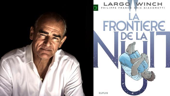 Découvrez le nouveau Largo Winch, La Frontière de la nuit