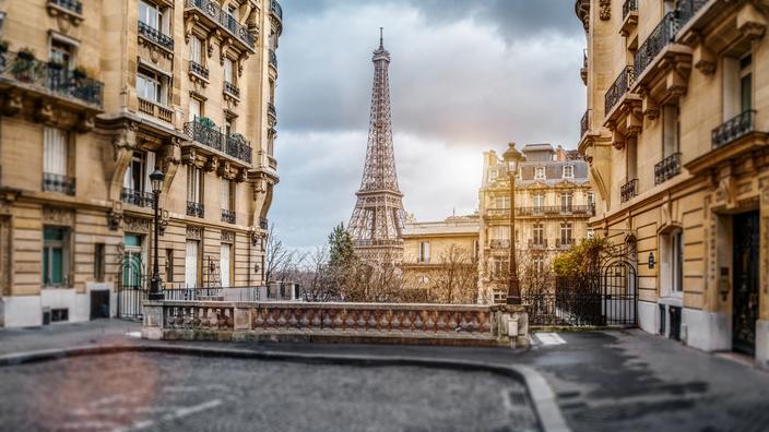 Traquer le méthane à Paris pour trouver comment limiter ses émissions