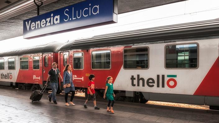 Train de nuit : Thello supprime définitivement sa liaison Paris-Venise