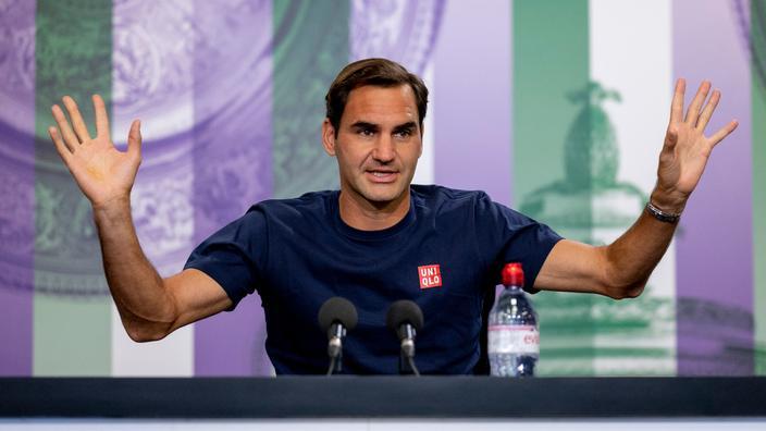 Wimbledon : Federer sur la pointe des pieds dans son jardin anglais