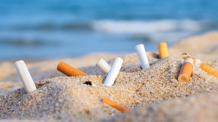 Nice, Monaco... Les plages «non fumeur» font un tabac