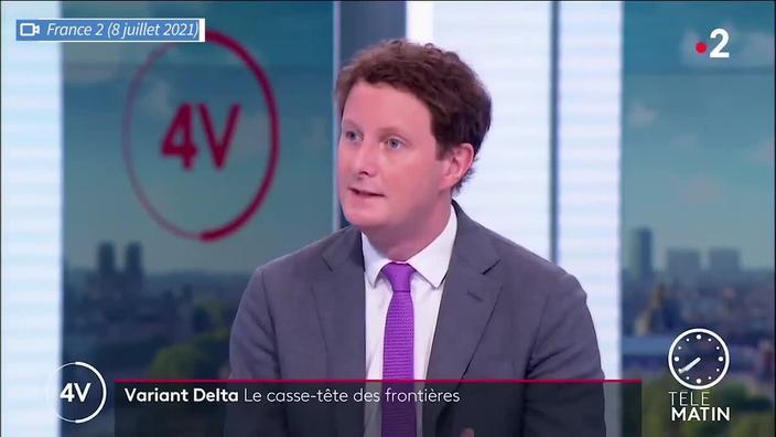 Covid-19 : Clément Beaune déconseille de réserver des vacances en Espagne ou au Portugal