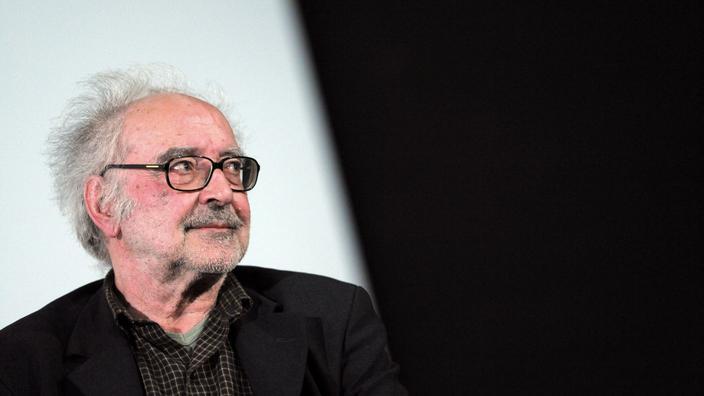 Jean-Luc Godard veut reprendre la caméra pour un dernier film, en 35mm, cet automne