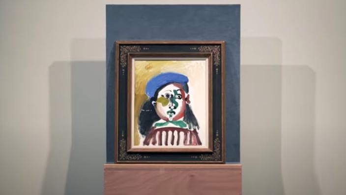 Avec la blockchain, il sera possible de devenir actionnaire d'une toile de Picasso