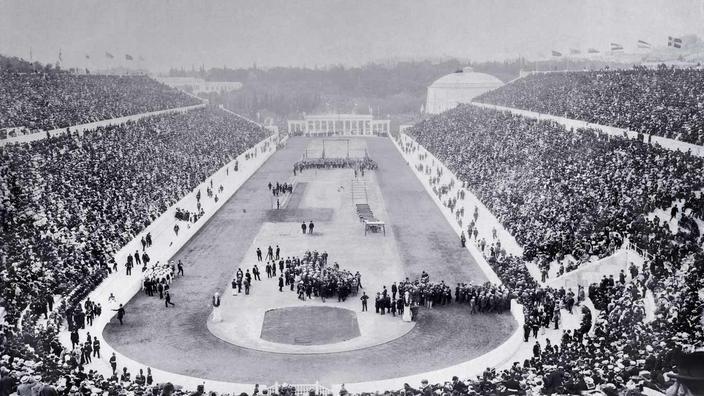 Les femmes, «affront majeur à la pureté des JO», grandes absentes des premiers Jeux olympiques de 1896
